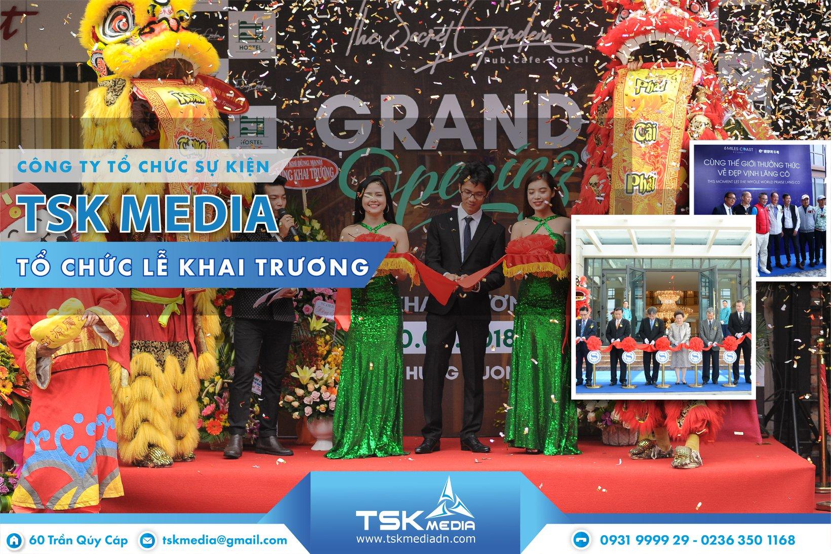 TSK Media chưa bao giờ làm khách hàng phải thất vọng !