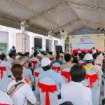 Việc thông báo thời gian tổ chức buổi lễ khởi công xây dựng tại Đà Nẵng sẽ giúp khách tham dự có thể nhớ và chú ý thời gian tham dự, ngoài ra cũng giúp cho công chúng quan tâm hơn đến buổi lễ
